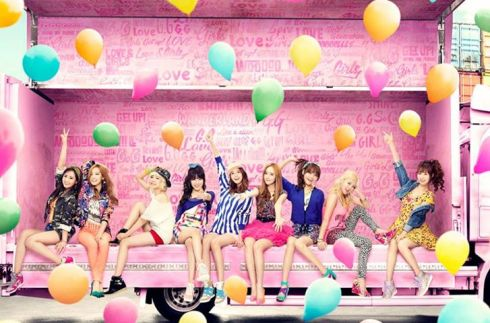 snsd love and girls