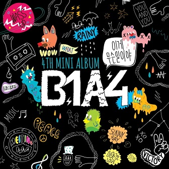 b1a4-4th-mini-album